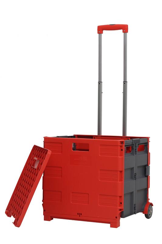 Складная тележка для покупок на колесах/тележка для чемоданов/тележка для покупок