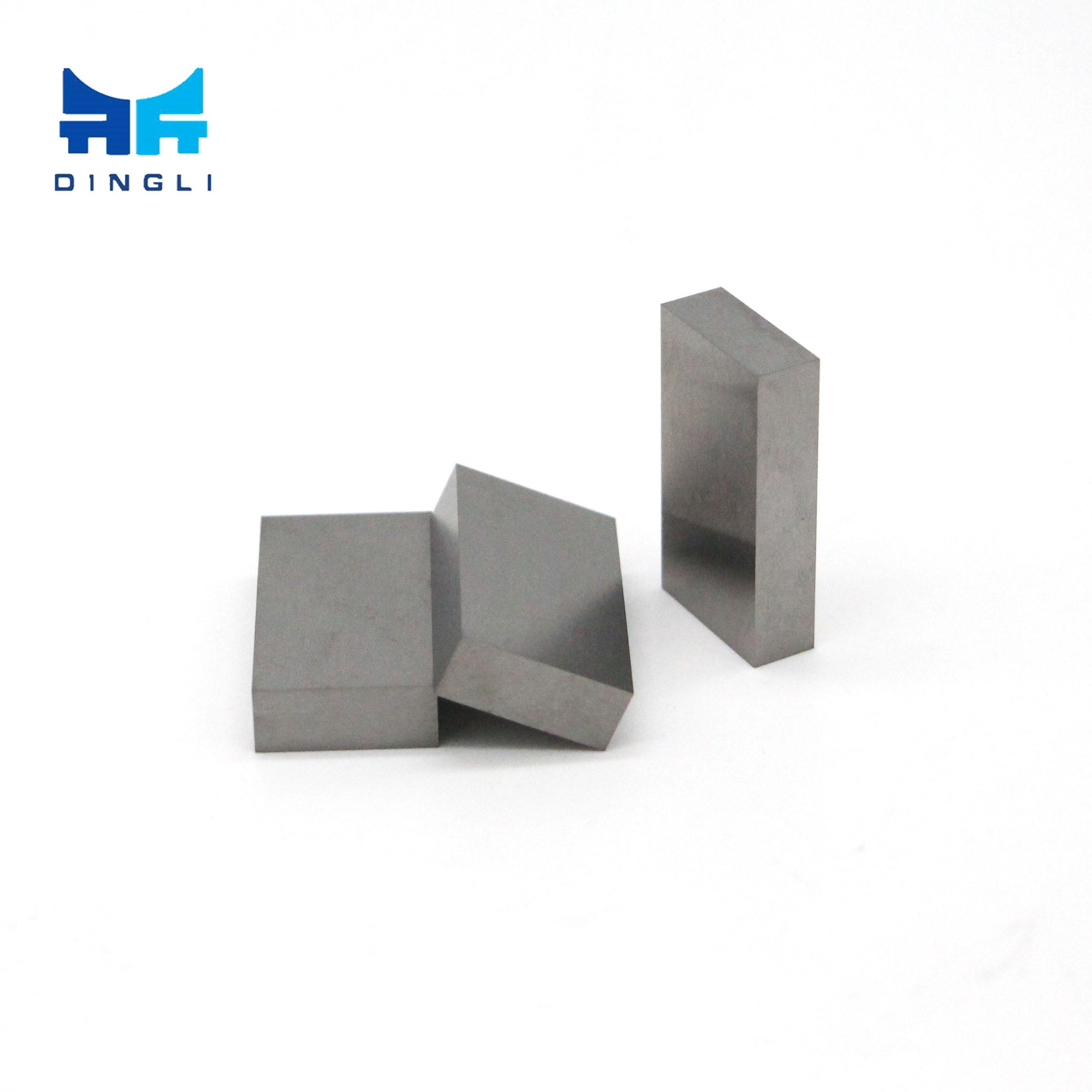 Заводская цена, карбидный материал, вольфрамовый квадратный стержень
