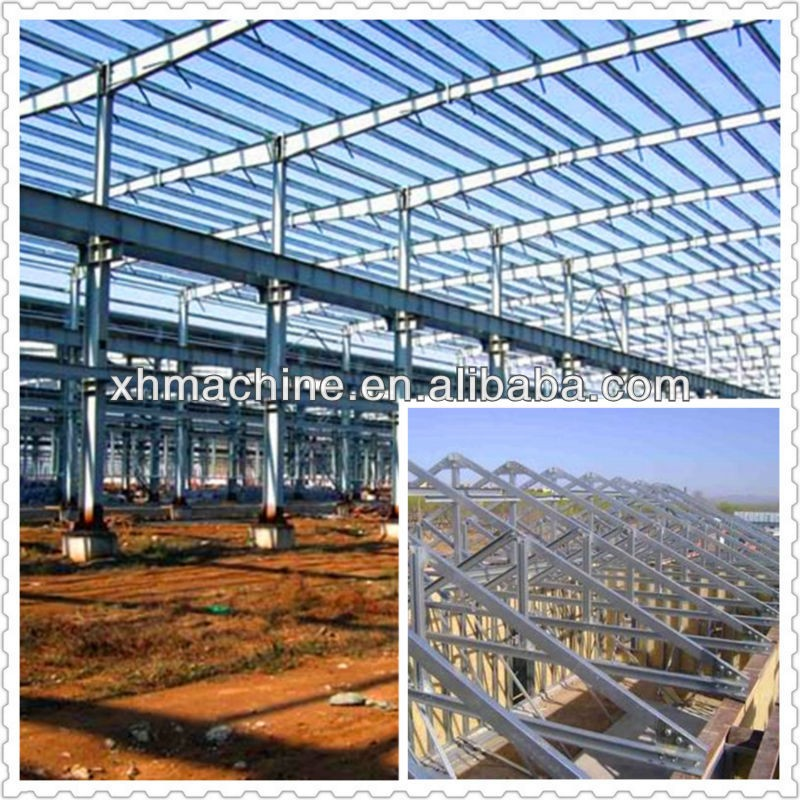 Automatic Zinc Steel Roofing Z Profile Purlin Cold Rolling Roll Forming Machine
