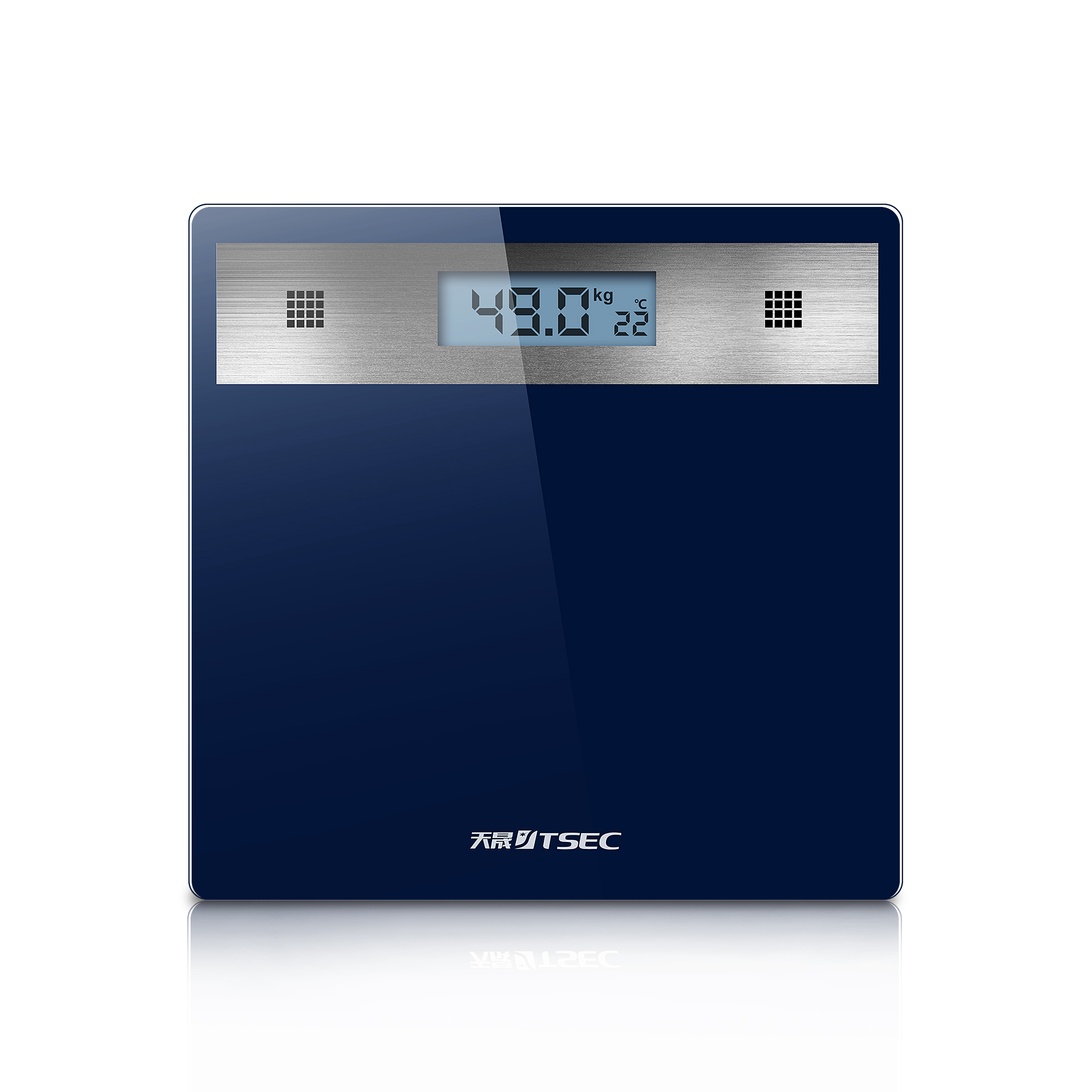 Tiansheng trend 2020 hot selling balance Digital Electronics High Quality Voice Body Household Weighing scales talking scale