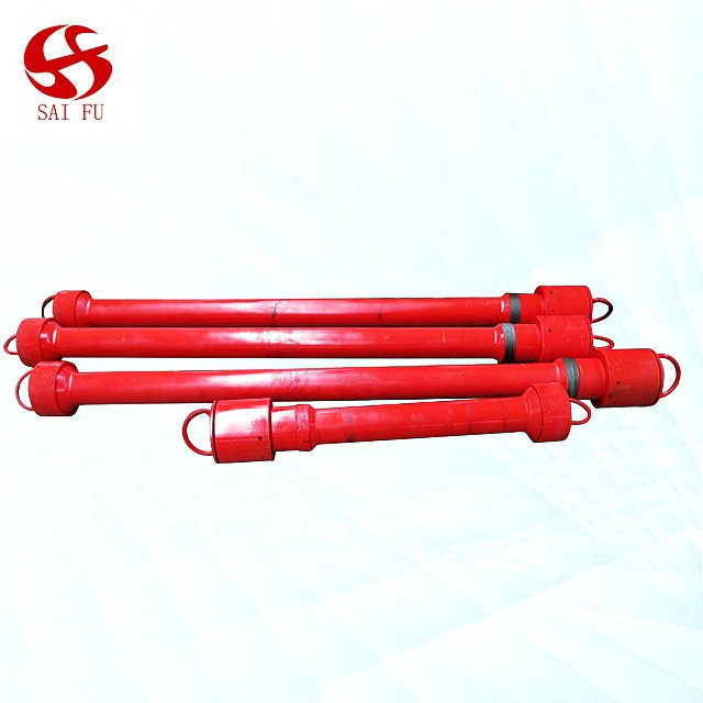 API Wellhead Slickline Unit Pressure Control Equipment Parts Oilfield Lubricator