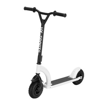 Pro Quality Two Big Tire Wheels Adult Fitness Kick Dirt Scooter For Fielding Riding