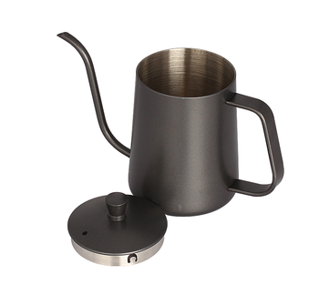 350ml stainless steel gooseneck coffee pour over coffee kettle