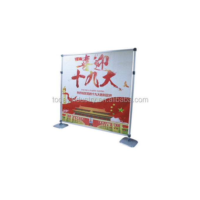 Cheap wholesale AD express display stand advertising equipment