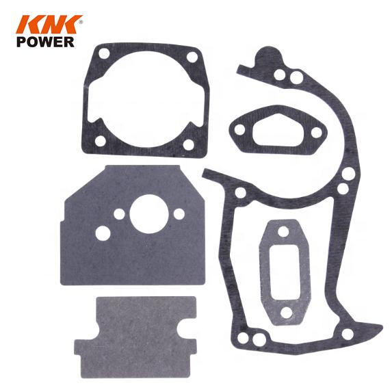5200 5800 Sanli Cylinder Crankshaft Gasket Set Kit For Chinese Chainsaw 4500
