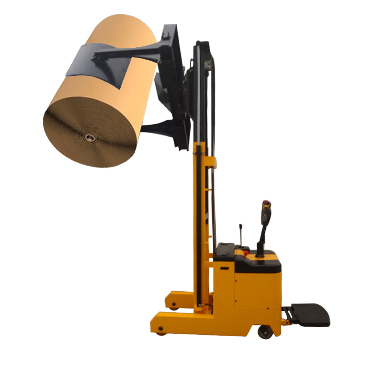2ton Fork Lift With Paper Reel Clamp Attachment Paper Roll Handling  Equipment - Buy 2ton Fork Lift With Paper Reel Clamp Attachment,Paper Roll  Handling Equipment Product on Alibaba.com
