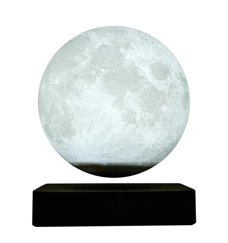 magnetic floating Smart Office Night Modern moon lighting Table Lamp
