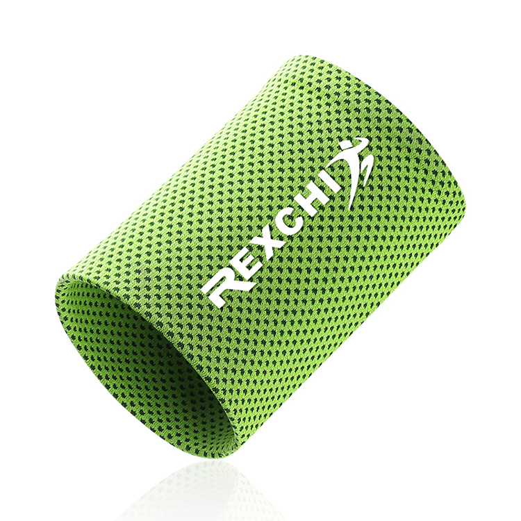 Hot Selling Unisex Moisture Wicking Elastic Yoga Sweatband Cooling Fitness Sweat Band Waist