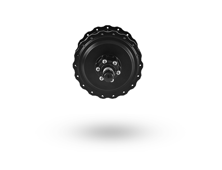 Нормальный Электрический мотор MXUS 48 в 750 Вт для фэтбайка