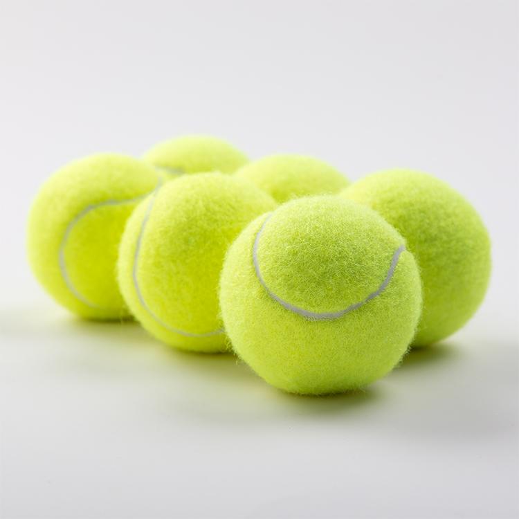 Высокое качество ITF одобренный Профессиональный 2,5-дюймовый тренировочный Теннисный мяч