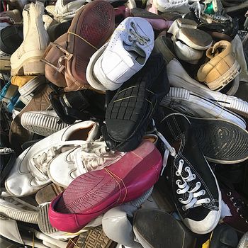 all size mixed second hand shoes in bales for Uganda used good shoes 20kg