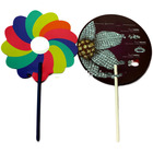 Plastic Fan Fanplastic Top Quality Plastic Pp Hand Fan Advertisement Promotion Fan Customized Fan