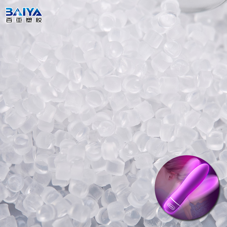 Thermoplastic TPE TPR  Granules for Injection Molding
