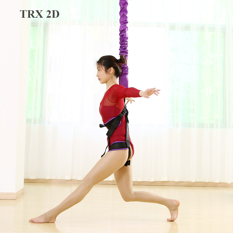 Yoga Bungee Exercise Equipment Jumping Rope Resistance Tubing