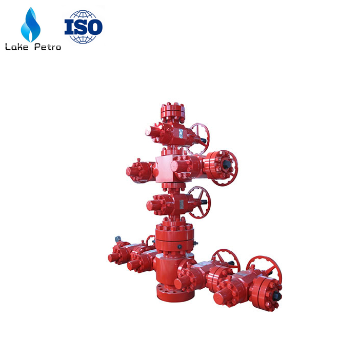 API 6A Xmas tree for oilfield/Christmas Tree Equipment