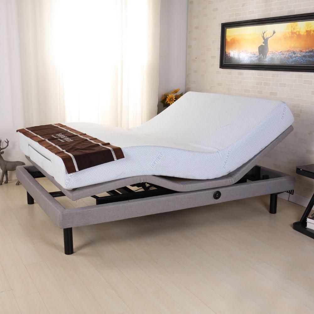 Электрический Регулируемый подъемник для кровати с беспроводным пультом дистанционного управления