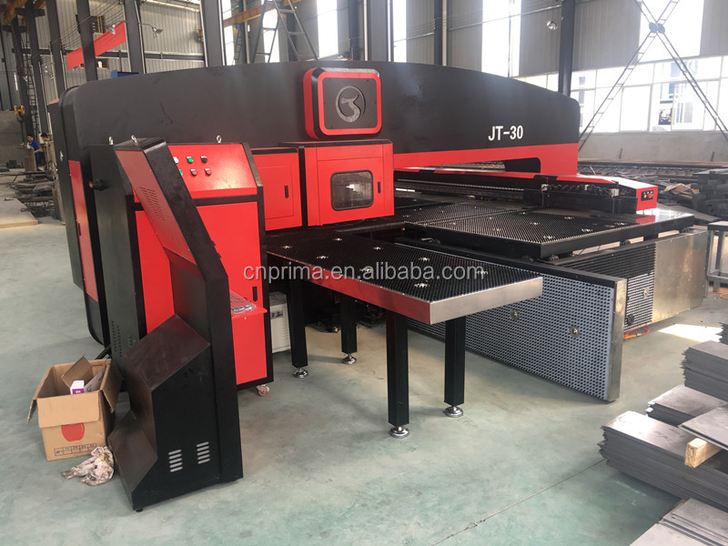 Cheap price mechanical cnc punching machine/cnc turret punch with good quality