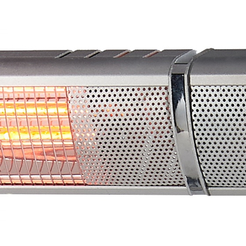 1500W/2000W/2500W/3000W Best Selling Single Golden Tube Electric Wall Heater Infrared Heater
