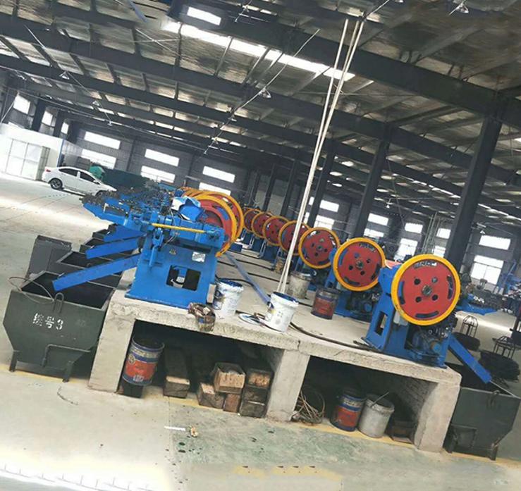 Z94-4c enkotec стальная проволока винтовая машина для производства гвоздей, Пакистан