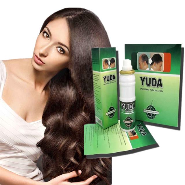 Натуральная травяная эссенция YUDA для роста волос светло-желтого цвета
