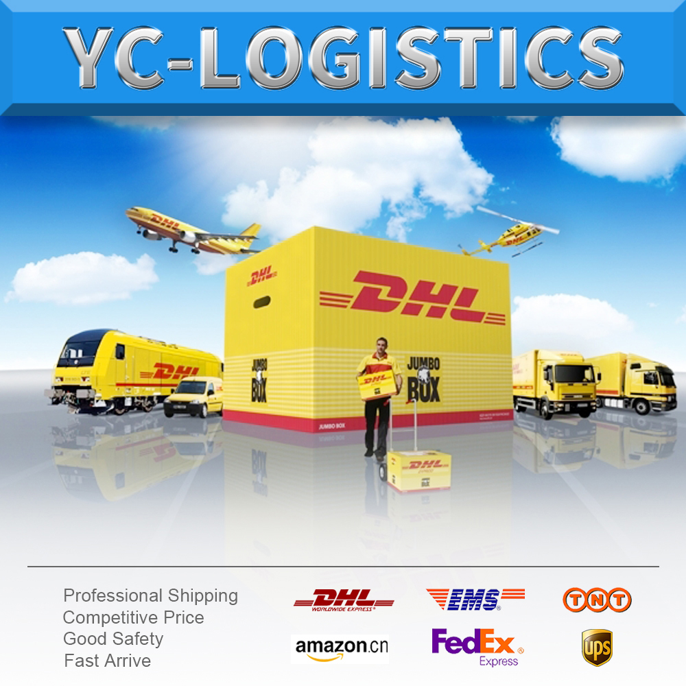 Fast shipping to USA and Europe by UPS