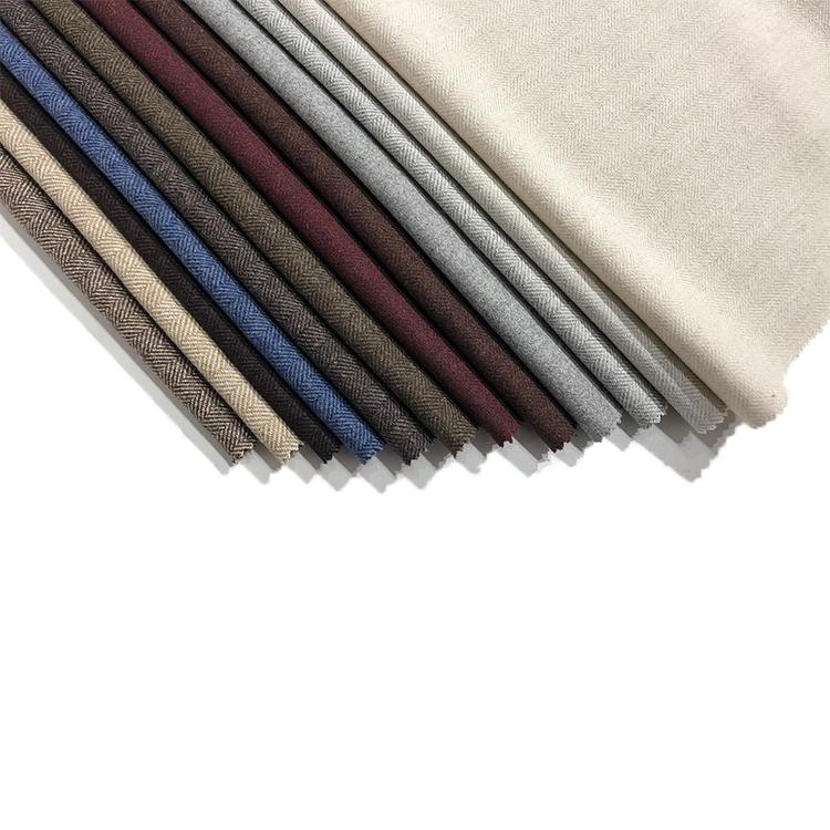 Оптовая продажа, тканый диван в елочку, ткань из полиэстера и шерсти