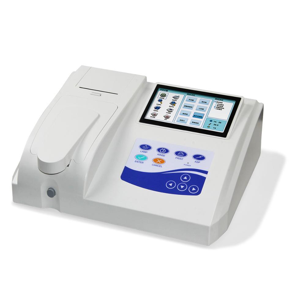 CONTEC BC300 semi automatic biochemistry medical chemistry analyzer analizador clinical analyzer