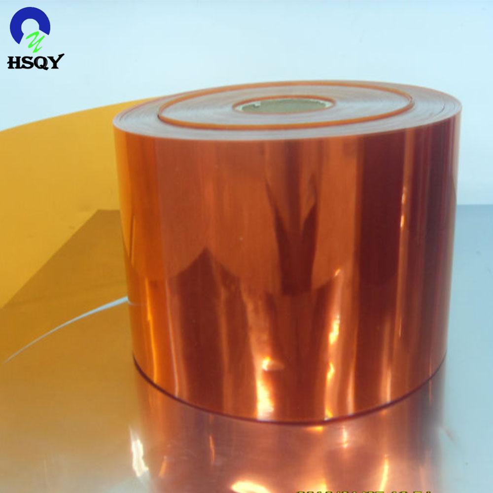 Жесткий прозрачный ПВХ 0,35 мм для фармацевтической пленки