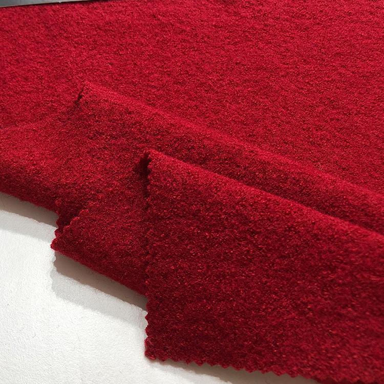 Высококачественная простая 40 вискоза вареная трикотажная 60 шерстяная ткань
