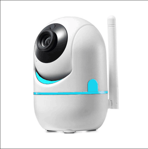 Video Baby Monitor Camera Audio IP Camera Dog Camera HD P2P Pan Tilt Motion Detection SD Card&Cloud Storage Night Vision Nanny