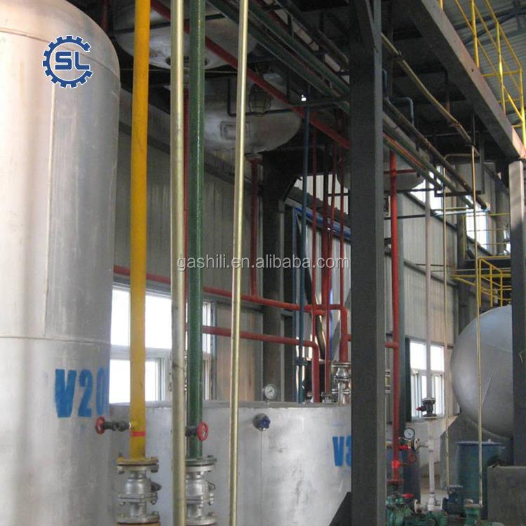 Оборудование для очистки глицерина для биодизелизации, производственная линия биодизелида