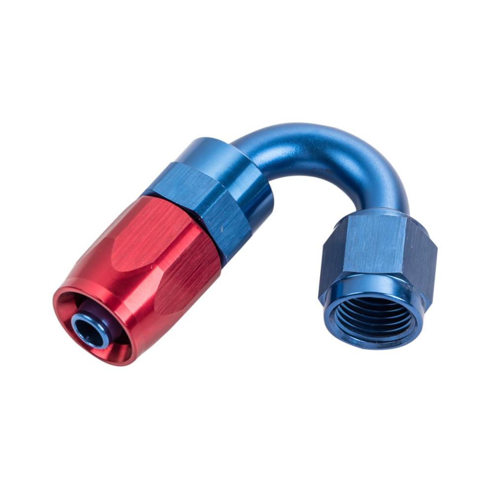 Performance Racing Straight or Angle Swivel Female Hose End Aluminum Plumbing AN Fitting