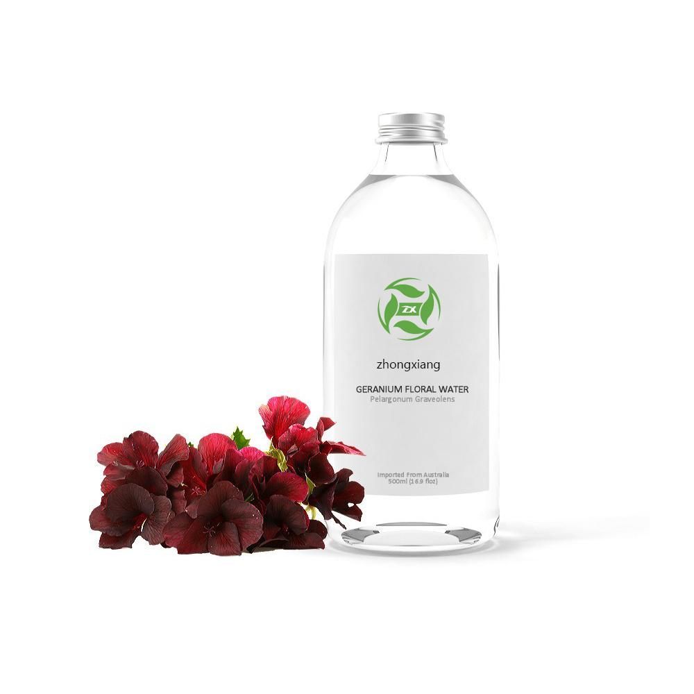 Private Label  Rose Tea tree  Neroli Lavender Rosemary Hydrosol For Makeup Setting Spray