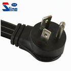 USA NEMA 7-20P Power Cord Plug With Custom Power Cable 20A 277V Used In American US America Market XN720P-A