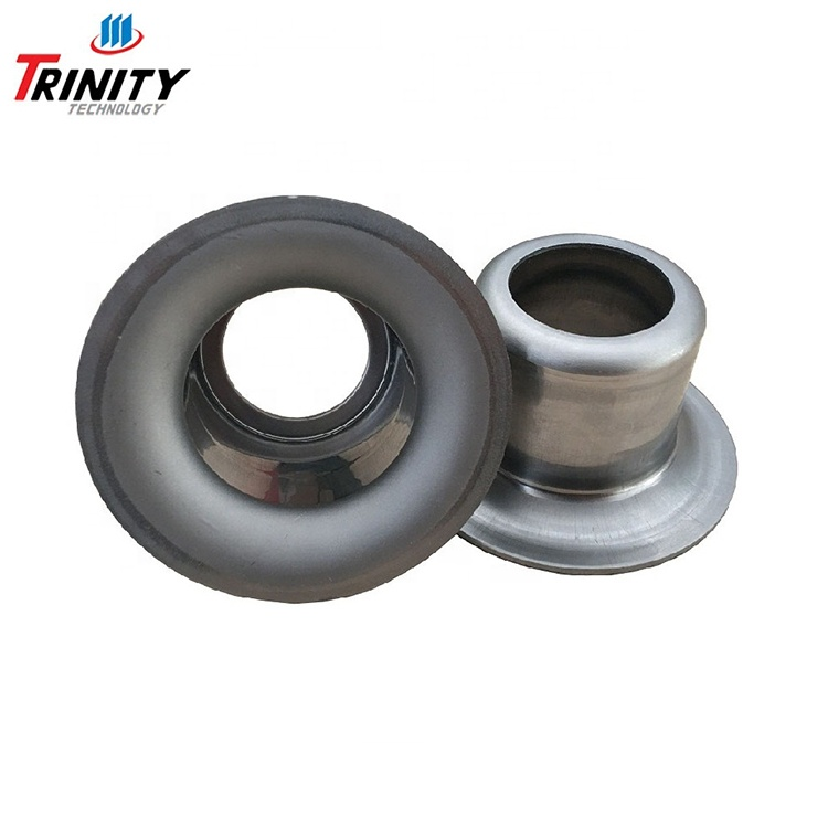 Wholesale pipe diameter 102 mm flange conveyor roller housing bearing