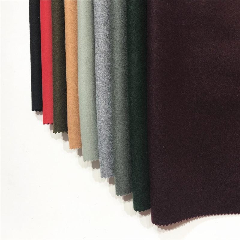 Новая модная клетчатая кашемировая плетеная Смешанная итальянская шерстяная ткань для костюма