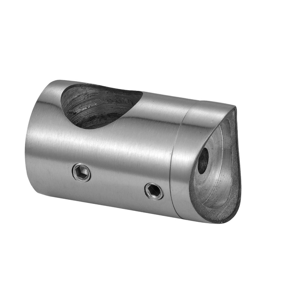 Stainless Steel Railing Bar And Tube Connectors Crossbar holder