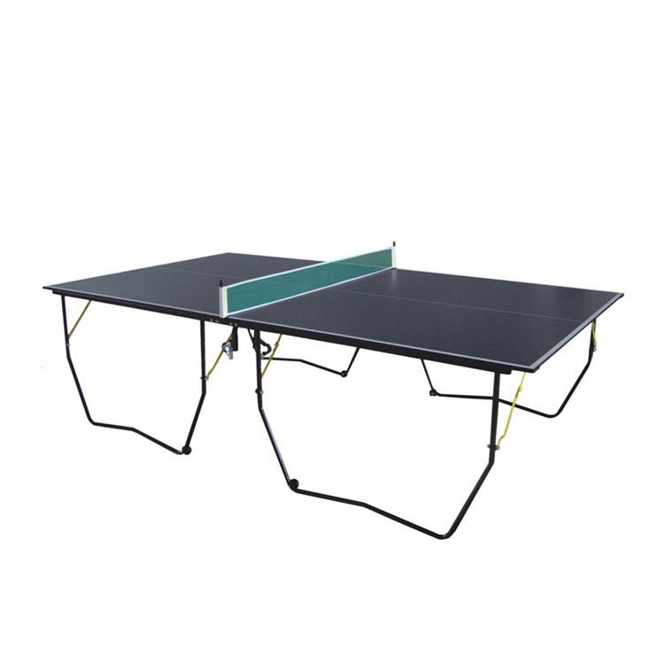 SZX 9FT Cheap indoor modern design folding removable table tennis table supplier for sale china