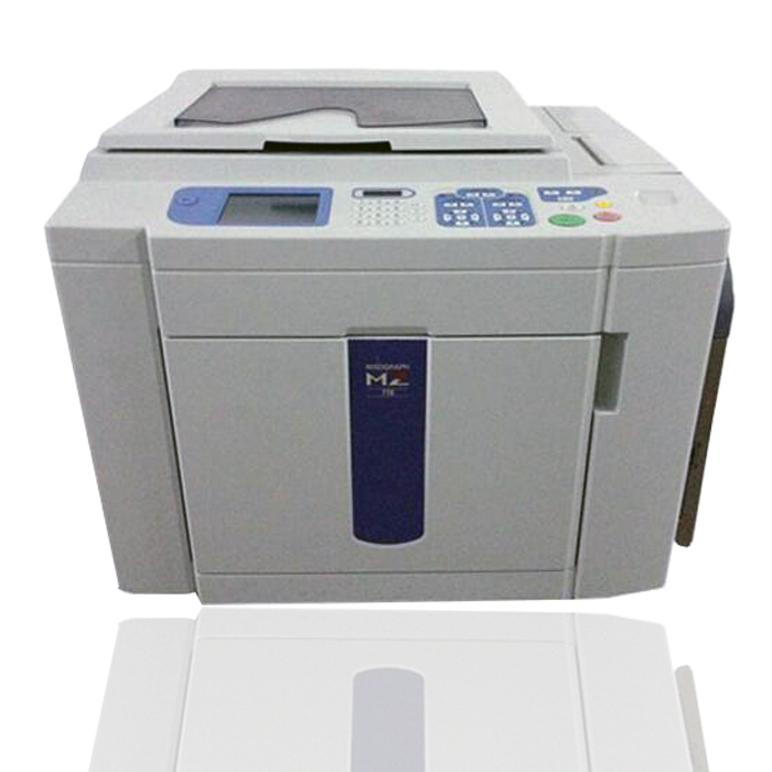 MZ770/MD5650 two color used RISOgraphs Digital Duplicator Risos printing machine