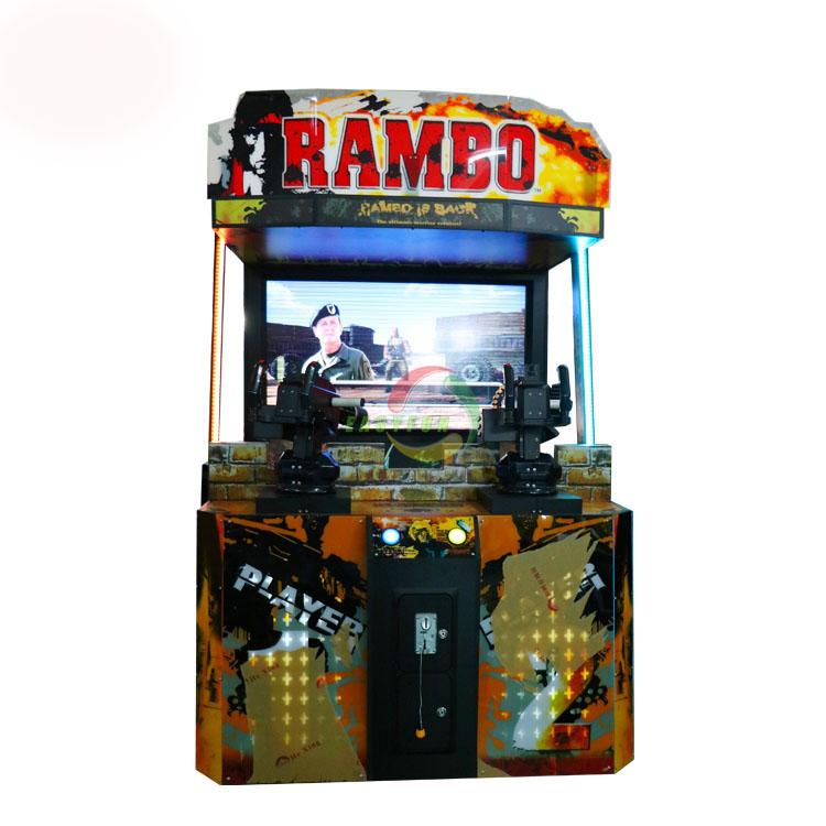Игровой автомат с толкателем монет стрелялки для игровых автоматов