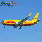 Professional Shenzhen freight forwarder DHL express shipping delivery service from China to Saudi Arabia