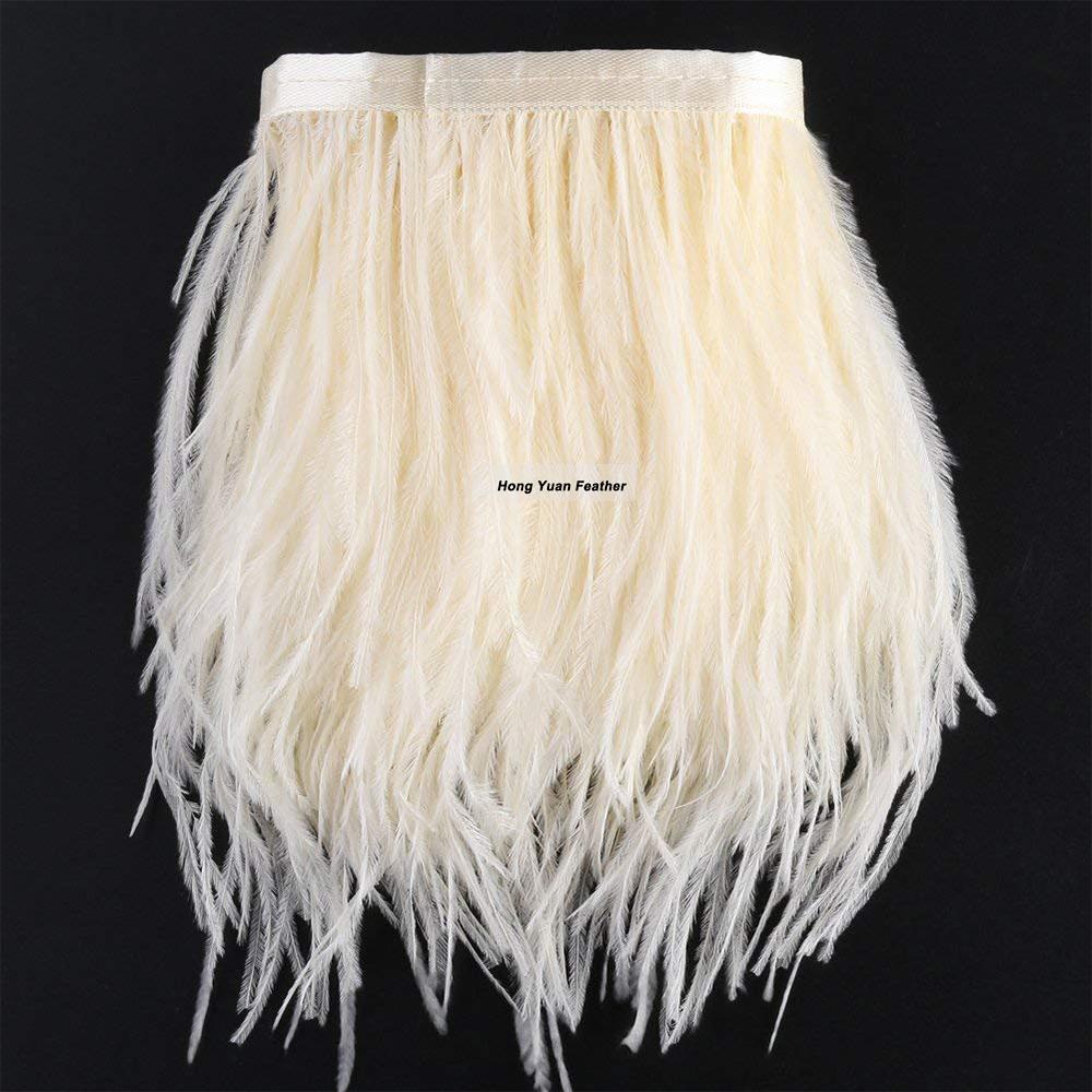HS-48 оптовая продажа, перо, кружево, страусиное перо, бахрома для одежды, аксессуары, отделка, перо, отделка
