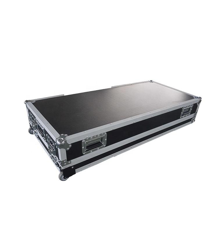 Folding Table Z DJ Table Flight Case