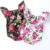 Hot sale Baby girls 100% Cotton  Romper Flutter Sleeve Flower printed Baby Romper Snaps Bottom baby floral  romper
