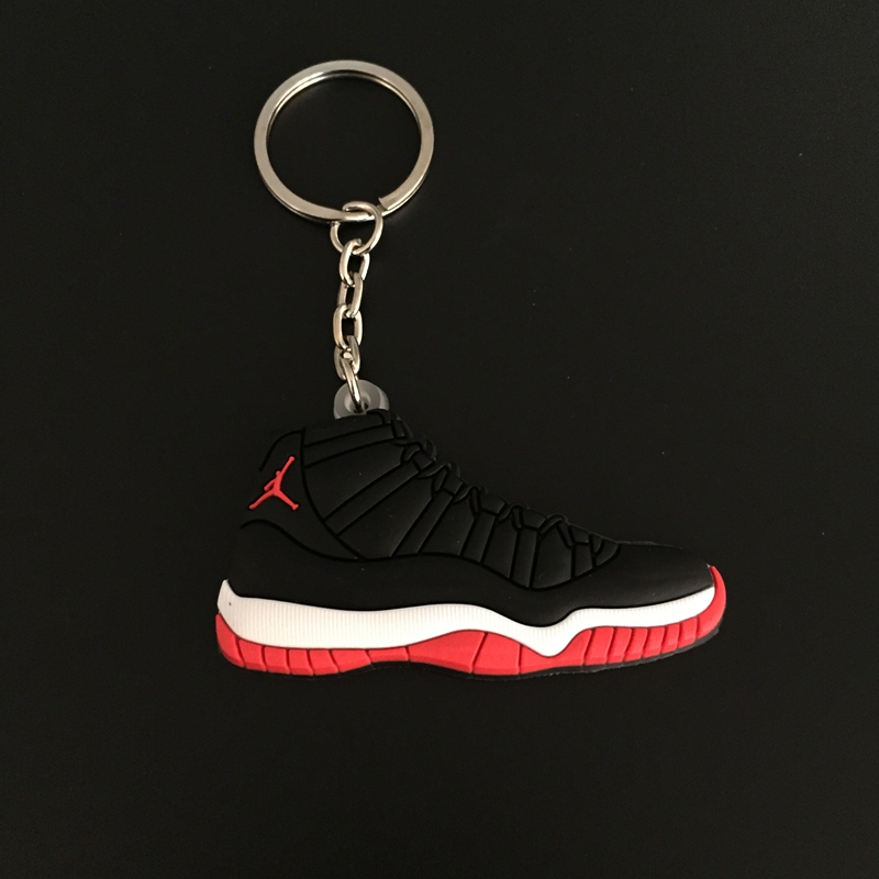 High Quality Basketball Shoes Keychains,Jordan Sneaker Key Chain ...