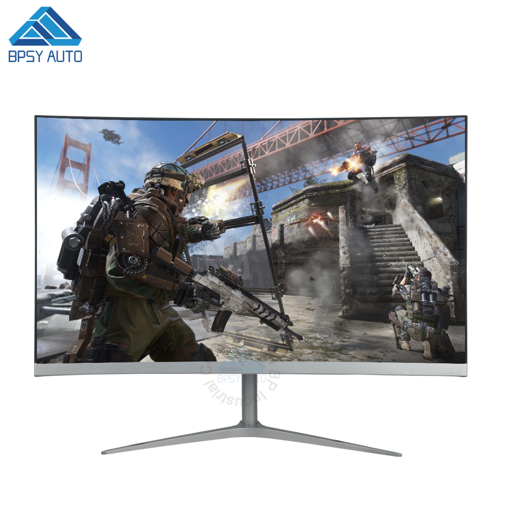 27inch Led Computer Pc Monitor Curved Screen 1080p Display 27 Inch Lcd  Curved Gaming Monitor - Buy 27 Inch Led Curved Monitor 60 Hz,Frameless 27  Inch Curvro Gaming Monitor,Widescreen 27 Inch Curved