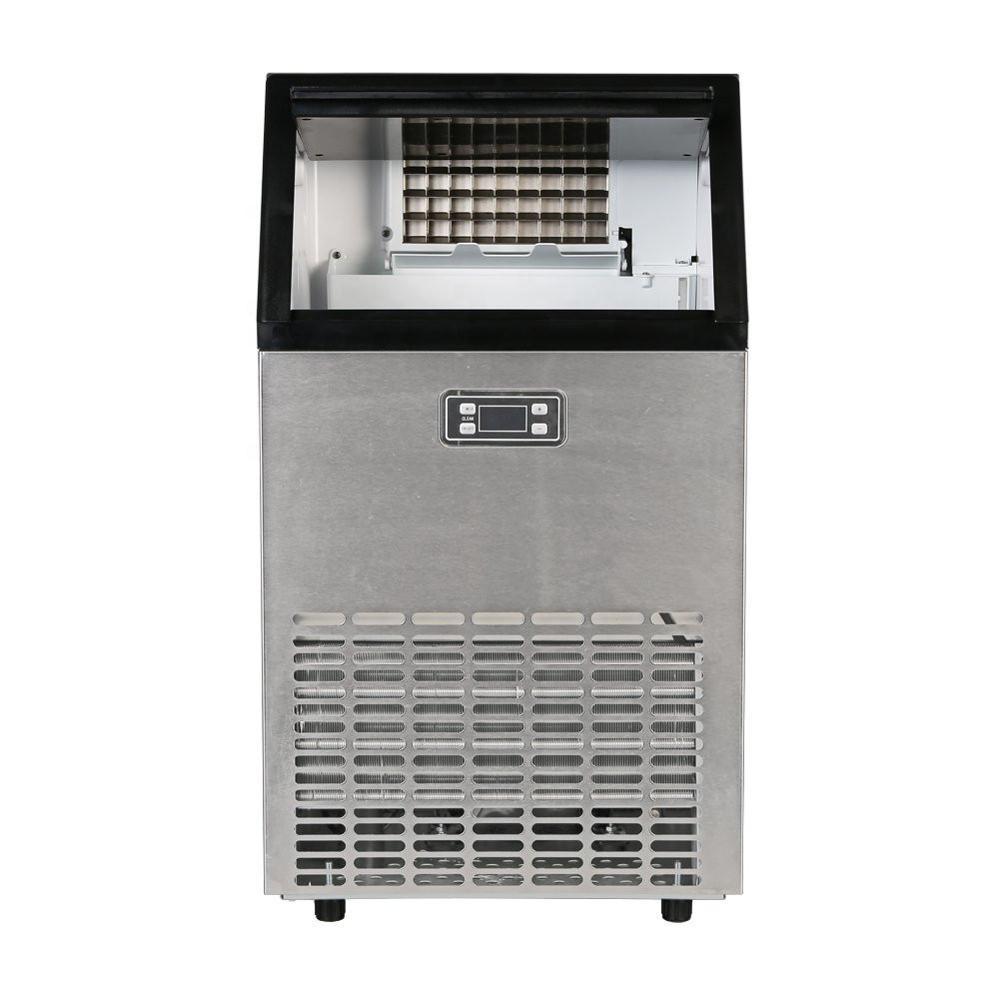 Hzb-45 популярная коммерческая машина для производства льда Lcd Nugget 45 кг/24 ч