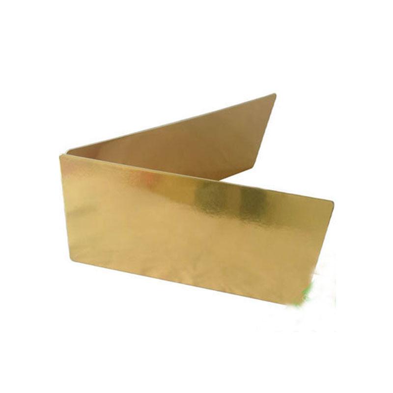 Cut edge glossy smoked salmon tray