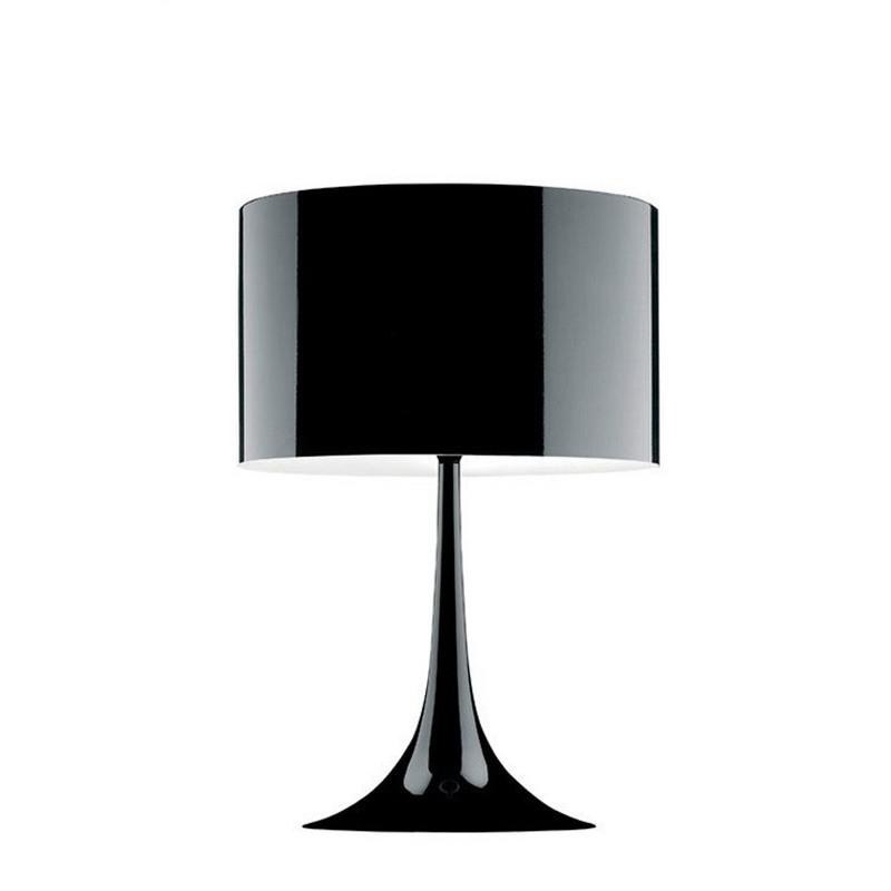 Современный черный тканевый оттенок E27 230 В, роскошная настольная лампа, Золотое настольное освещение для отеля, офиса
