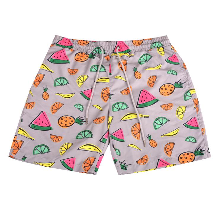 Fashion Custom Polyester Shorts/ Summer Shorts Custom Logo Beach Short